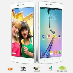"""3G Unlocked 2Core 5.5"""" Android 4.4 Smart Phone AT&T Straight"""