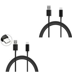 6ft and 10ft USB Cable Charger Power Cord Type-C Sync Wires