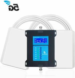 Cell Phone Signal Booster 7 Bands Mobile Repeater Boosts All