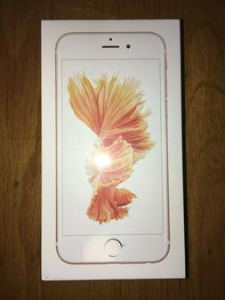 New iPhone 6s 32GB Rose Gold A1633 with Straight Talk $35 Un