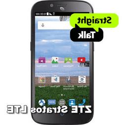 stratos android lte prepaid cell phone